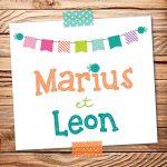 Marius et Léon
