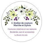 L'atelier de couture Marthe et Sylvie - by La Boutic du Coin